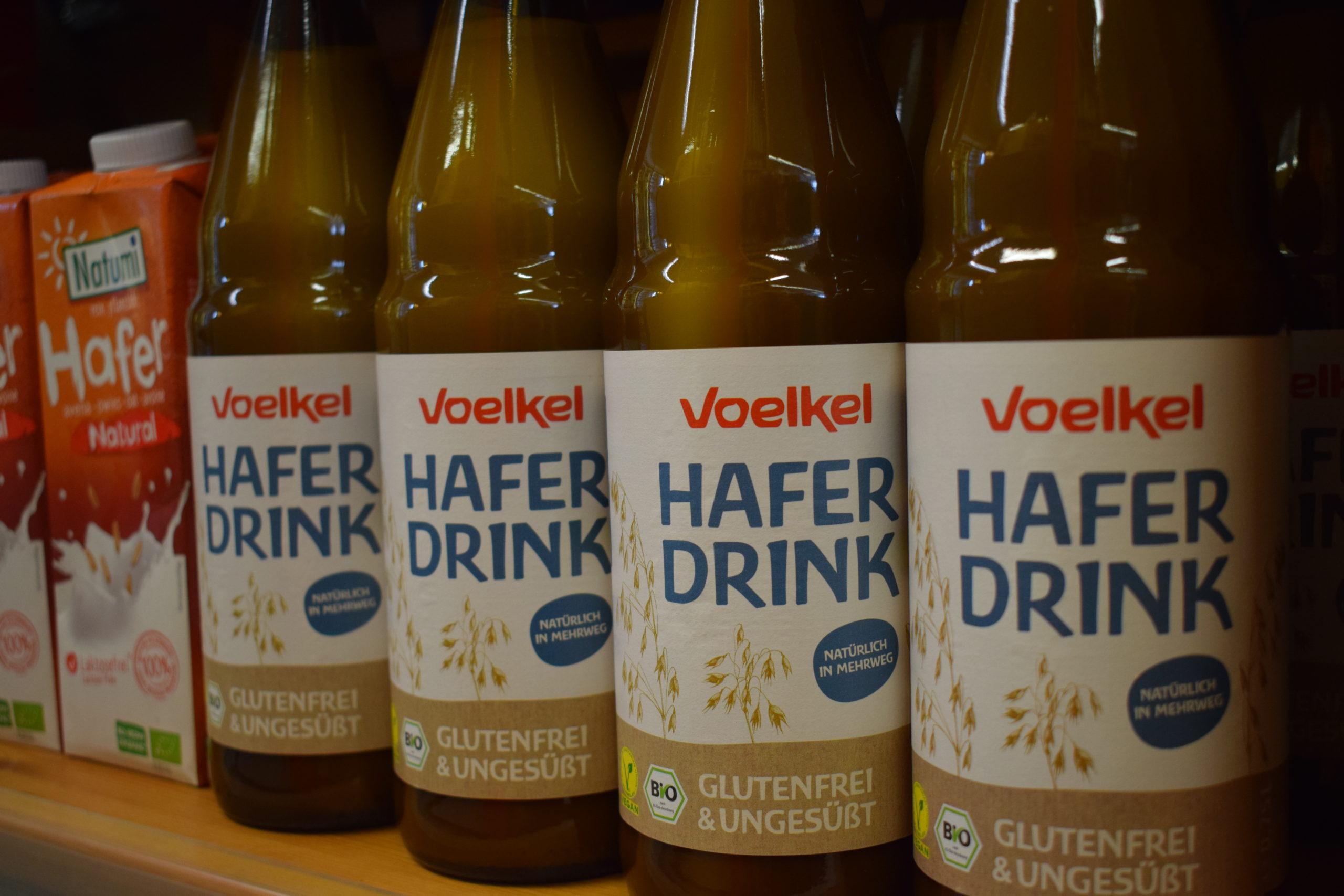 Bio Hafermilch